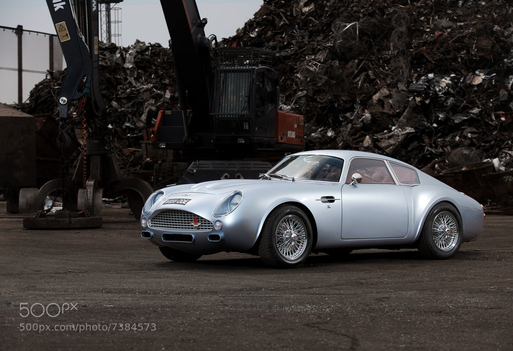 Photograph Aston Martin DB4 GT Zagato by Richard Pardon on 500px