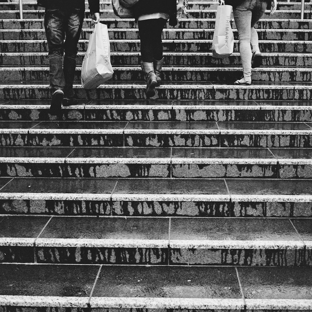 Photograph Primark Strides and Dribbles by Harrison Cronbi on 500px