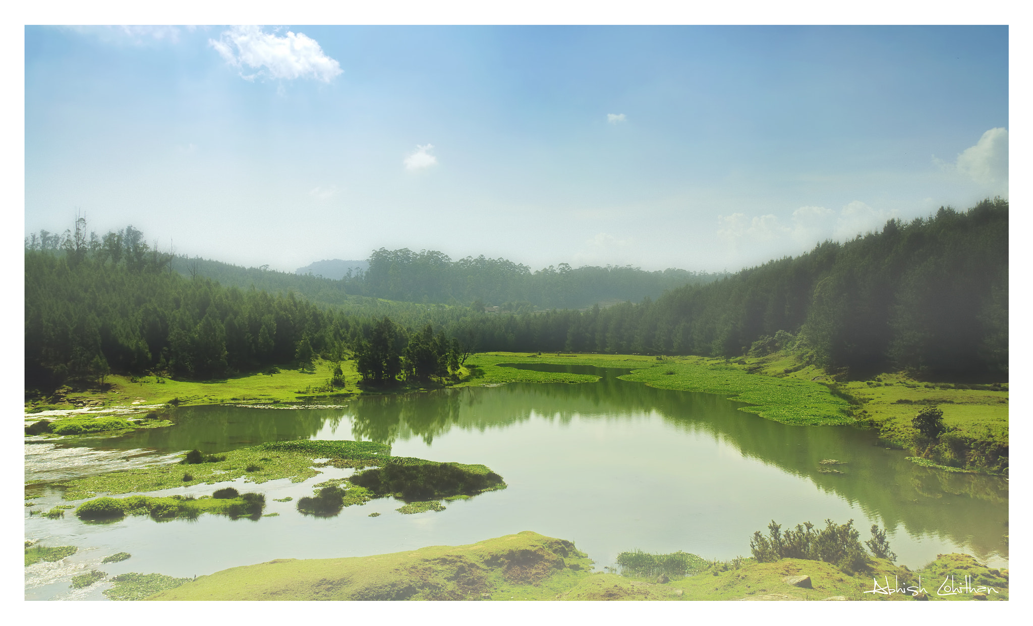 Photograph The Country Side by Abhish Lohithan on 500px