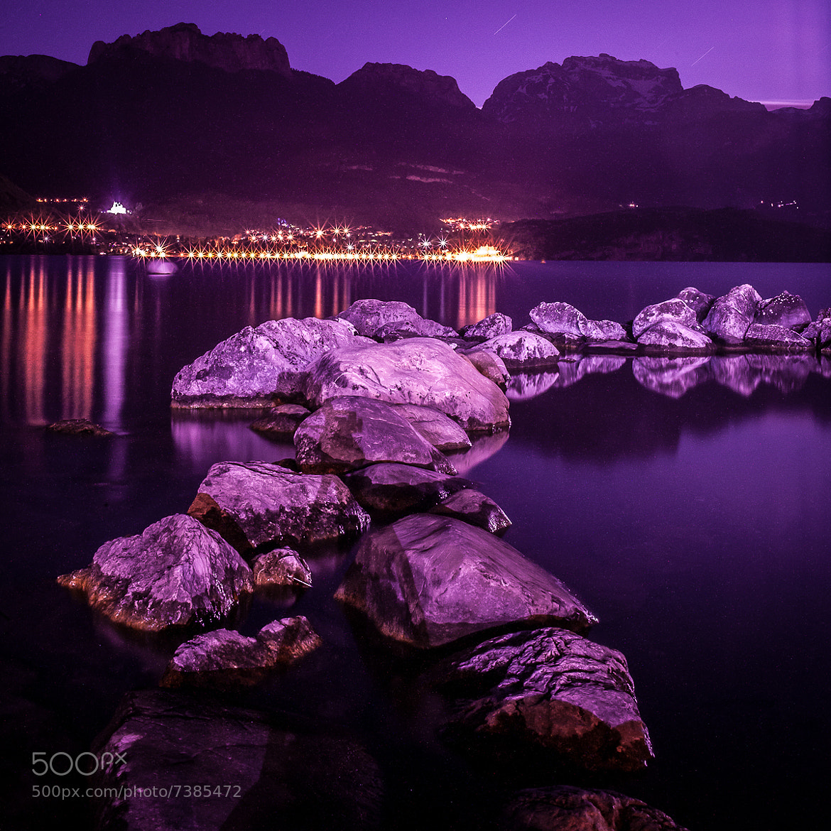 Photograph Annecy Lake, France. by Pierre Muller on 500px