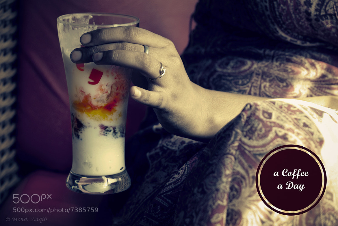 Photograph A Coffee a day by Aaquib Ansari on 500px