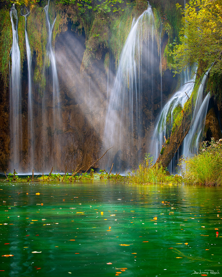 Photograph Plitvice Magic by Andreas Resch on 500px