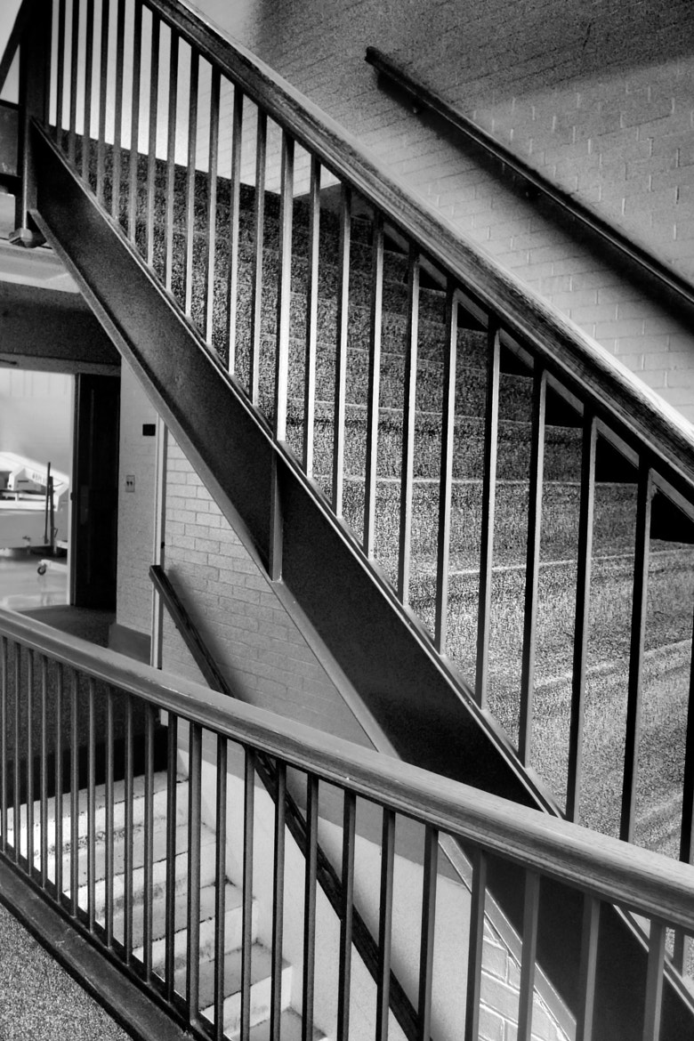 Photograph Stairs at Cameron by Alex Towbin on 500px