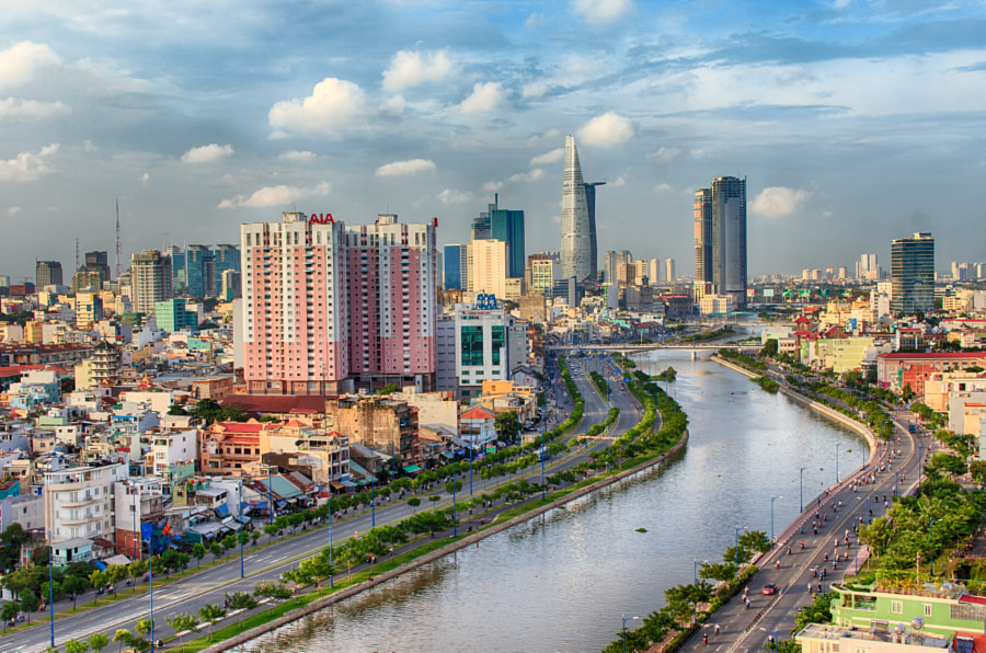 Ho Chi Minh City, Viet Nam by Stephen Truong on 500px.com
