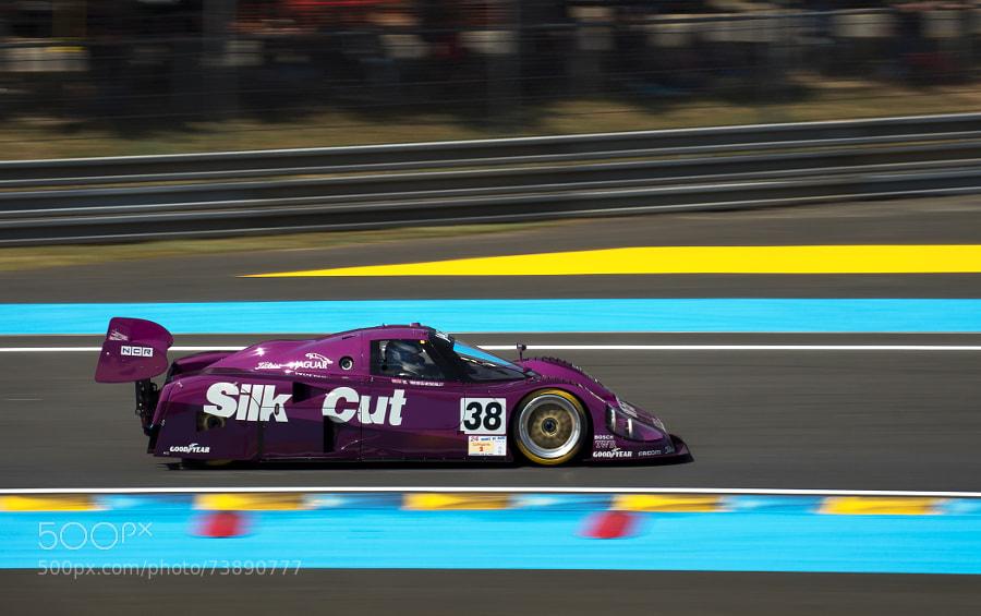 Photograph 24H00 du Mans - Jaguar XJR 12 by Cyril Fontaine on 500px