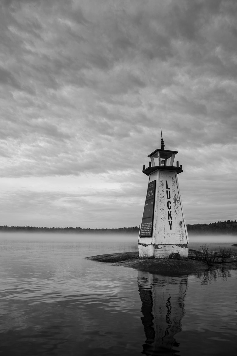 Photograph Lucky's Lighthouse by Ethan Frank on 500px