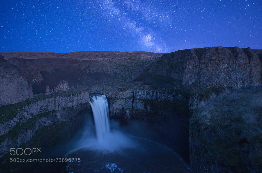 Photograph The Last Drop - Palouse Falls, Washington by Dave Morrow on 500px