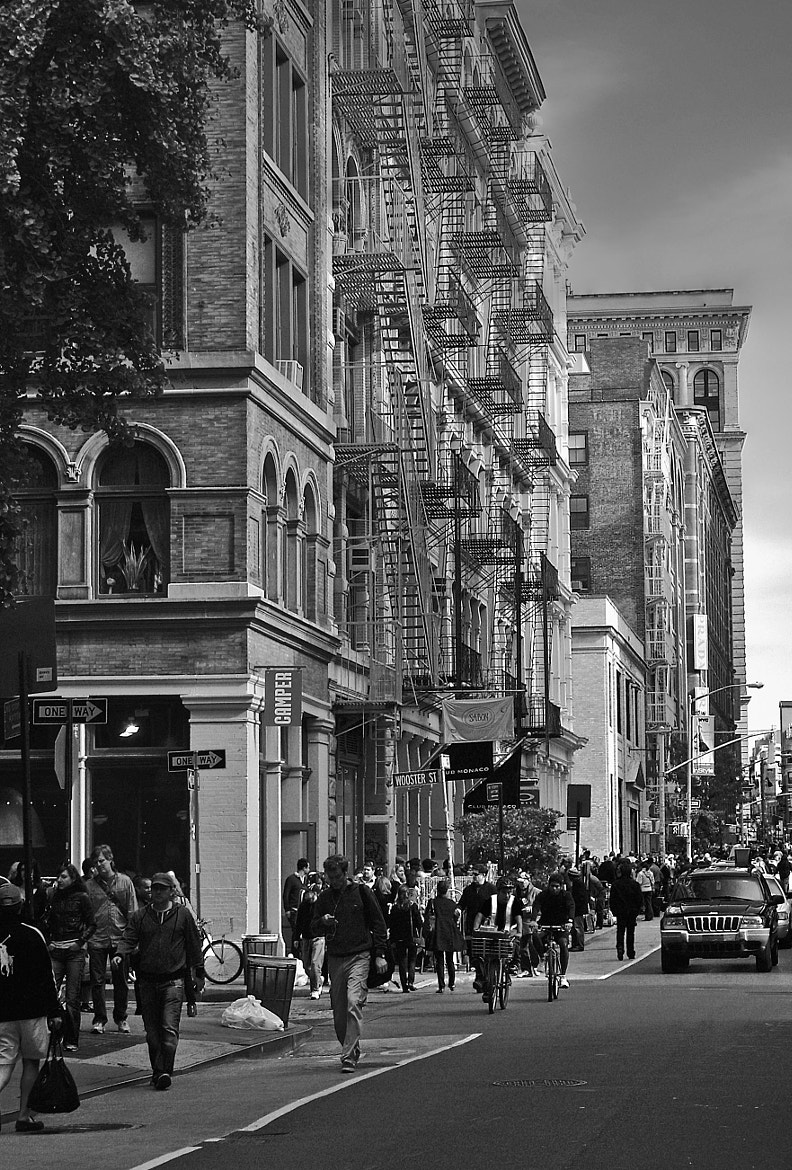 Photograph Streets of New York by LaMar  on 500px