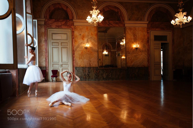 Photograph Dancers by Marco Maria D'Ottavi on 500px