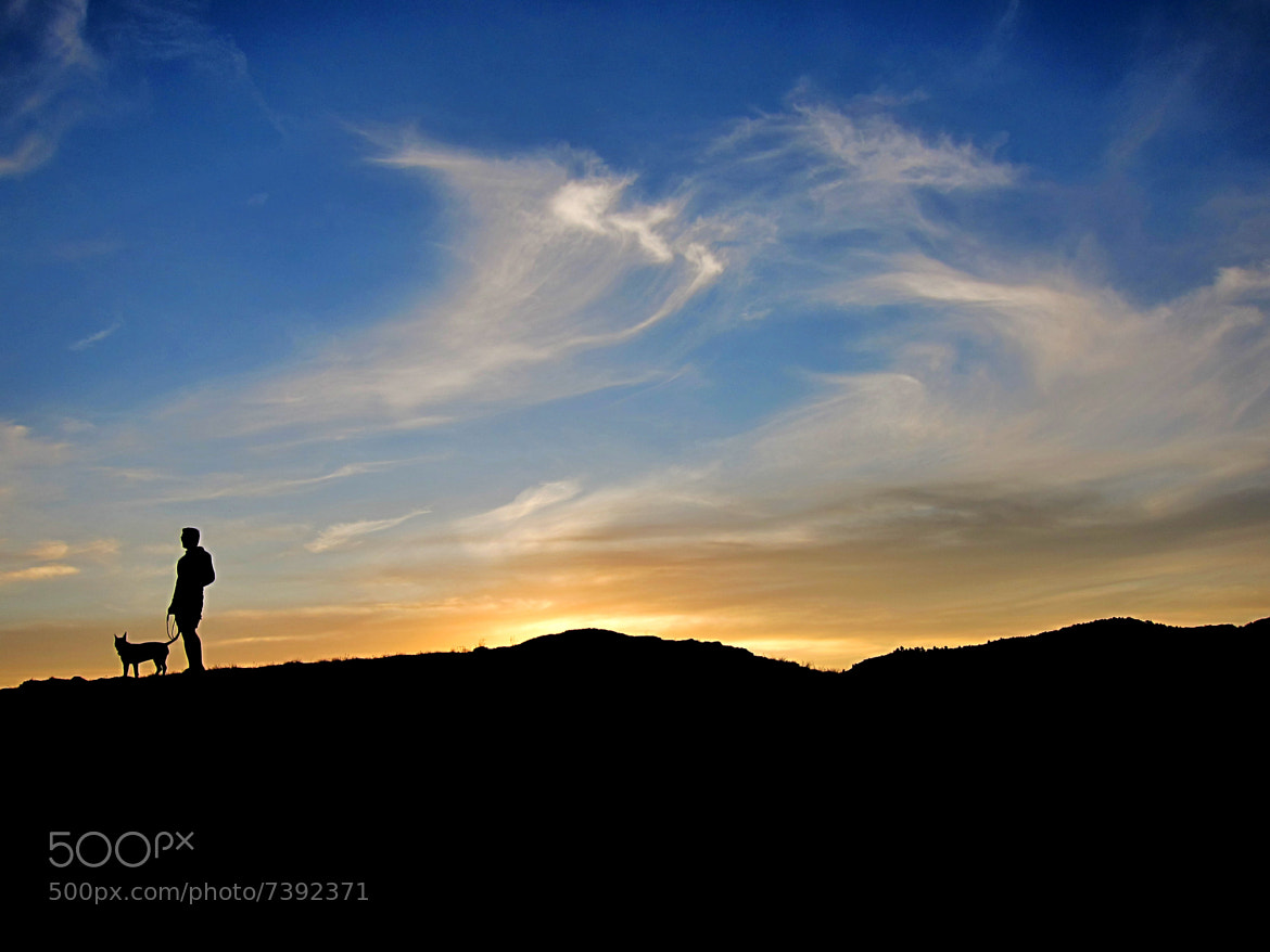 Photograph Man and his best friend II. by Just for fun on 500px