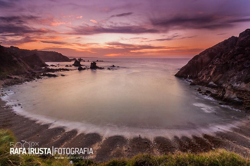 Photograph Atardecer en el SIlencio by Rafa Irusta on 500px