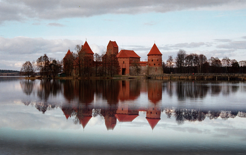 Photograph Trakai. Trakų salos pilis by Alfredas Girdziusas on 500px
