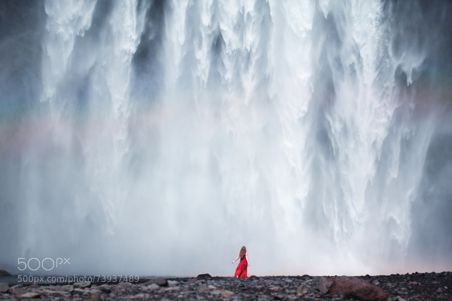 Photograph Free Falling by Lizzy Gadd on 500px