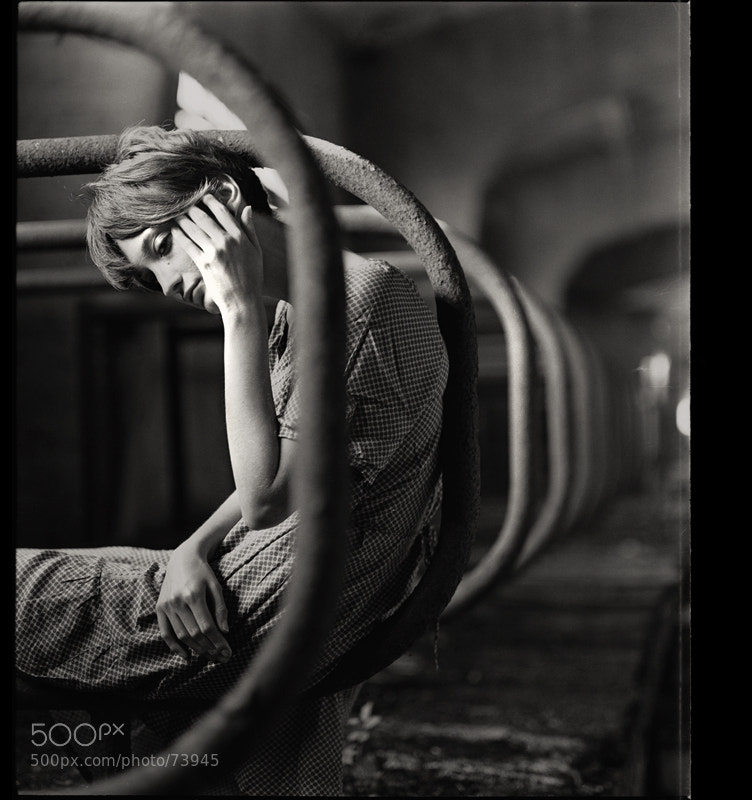Photograph Sasha by Sergey Savelo on 500px