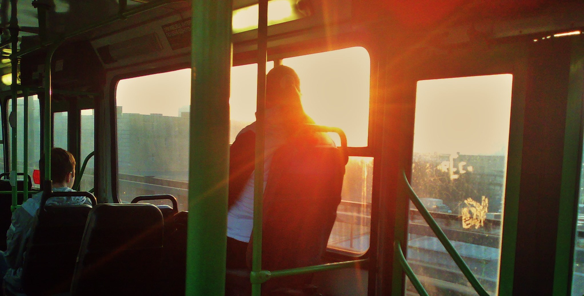 Photograph sunrise in the bus by Михаил Орлов on 500px