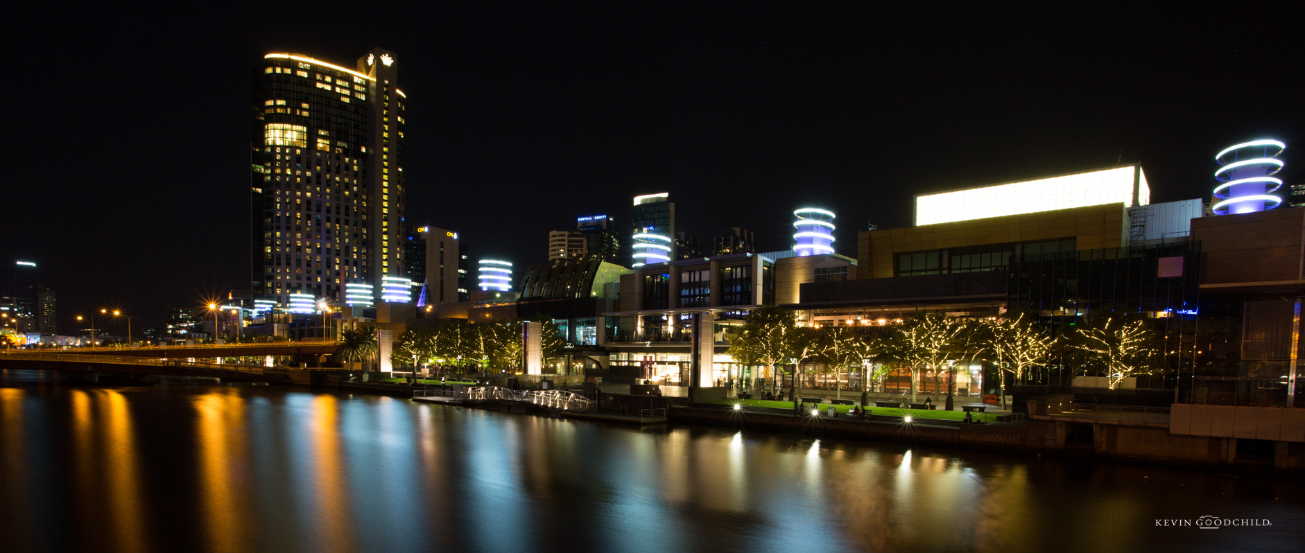 Photograph Night at Crown by Kevin Goodchild on 500px