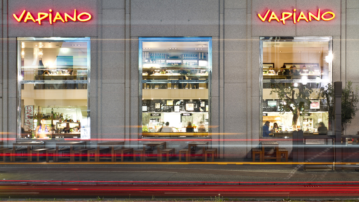 Photograph Vapiano Potsdamer Platz by Pavol Putnoki on 500px