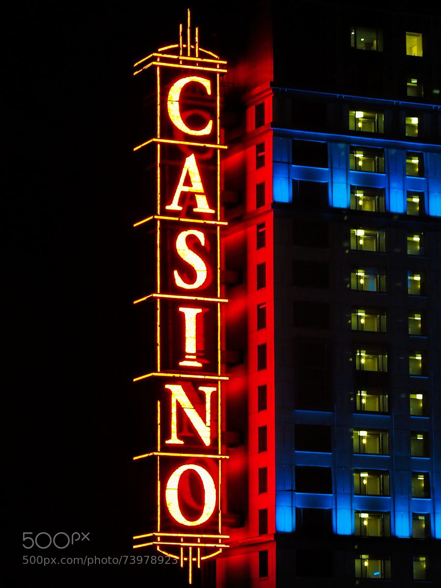 Photograph Casino by Grant MacDonald on 500px