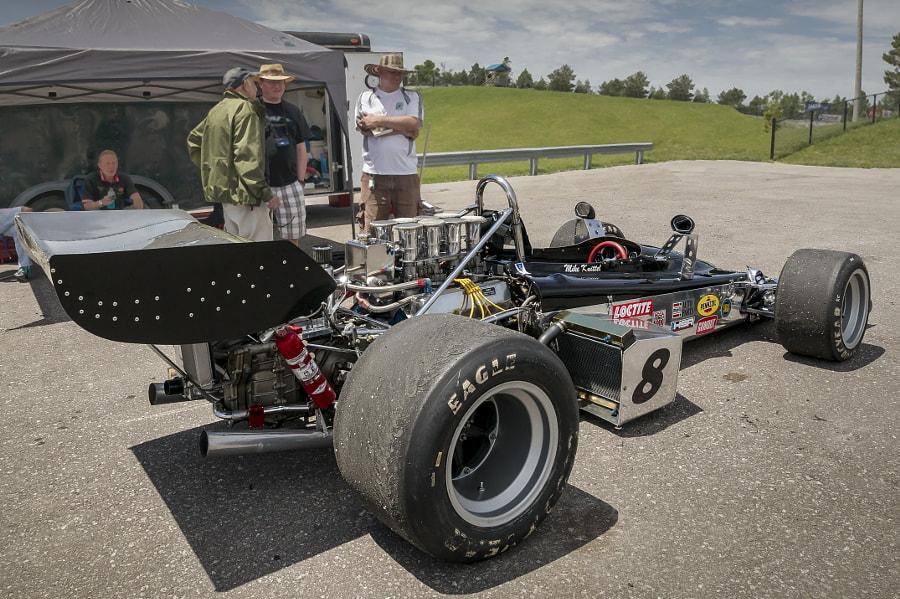 Chinook Mk12 Formula 5000 Racecar