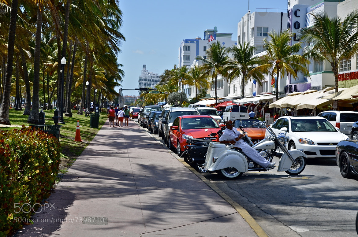 Photograph South Beach by Viktoria-and-Veniamin on 500px