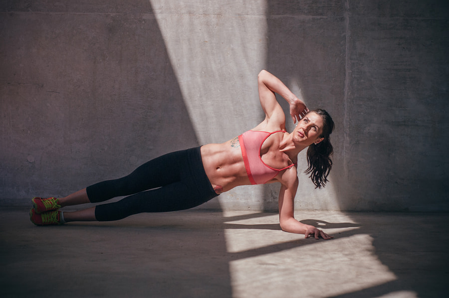 Fitness 5 by Laura Stanley on 500px.com