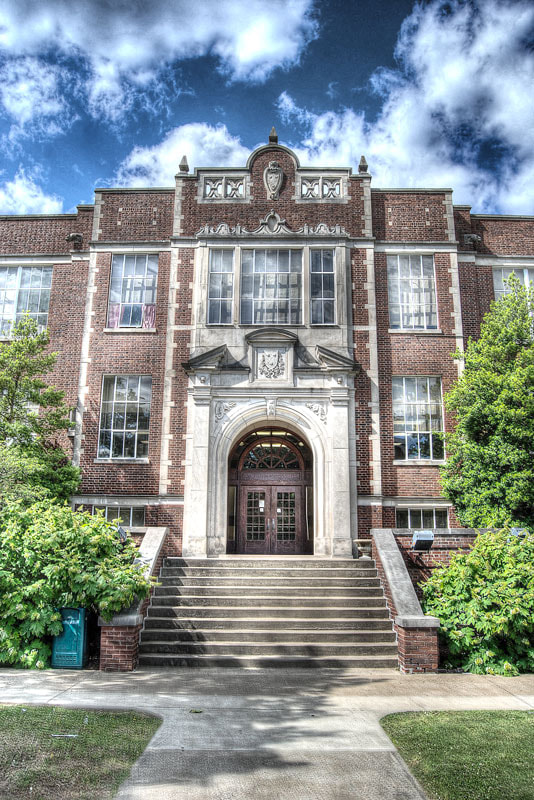Photograph Wilson Hall by Brent Norsworthy on 500px