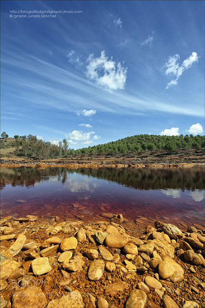 Photograph Río Tinto (Huelva) España by Ignacio Jurado on 500px