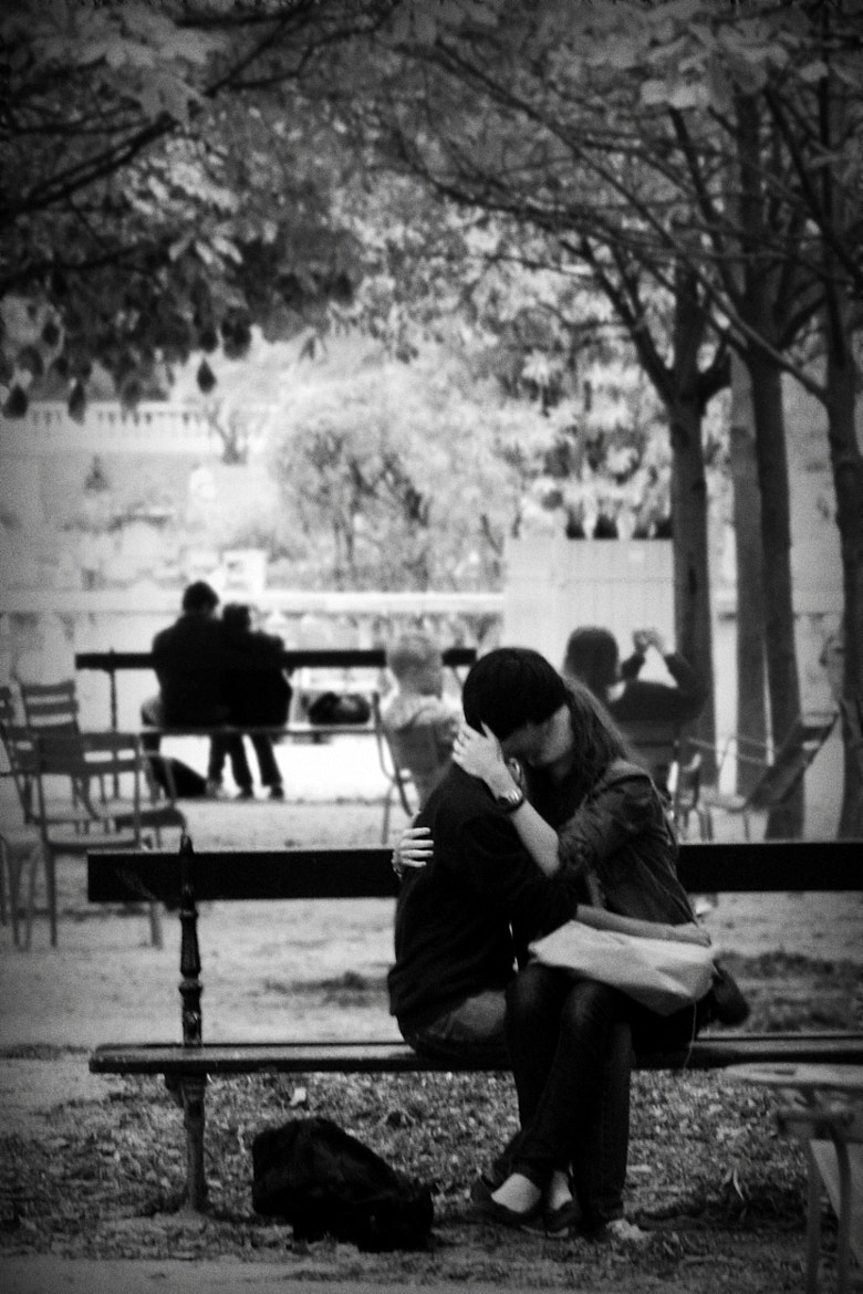 Photograph Paris, l'amour by Isabel  Rosero on 500px