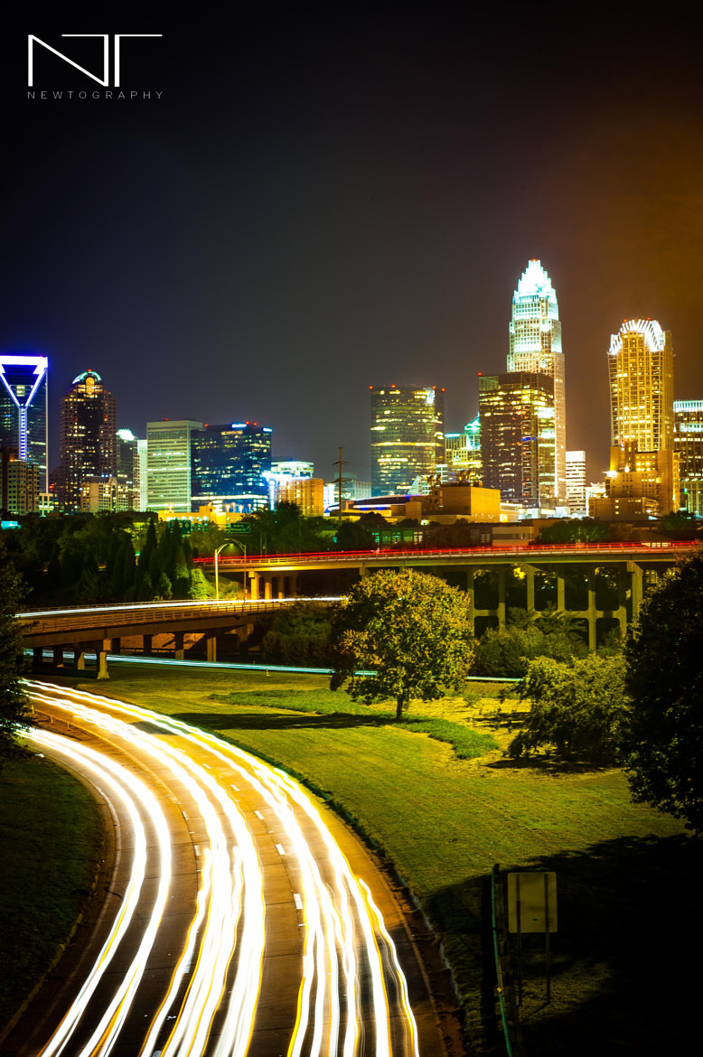 Photograph Charlotte Nights by Andrew Newlun on 500px