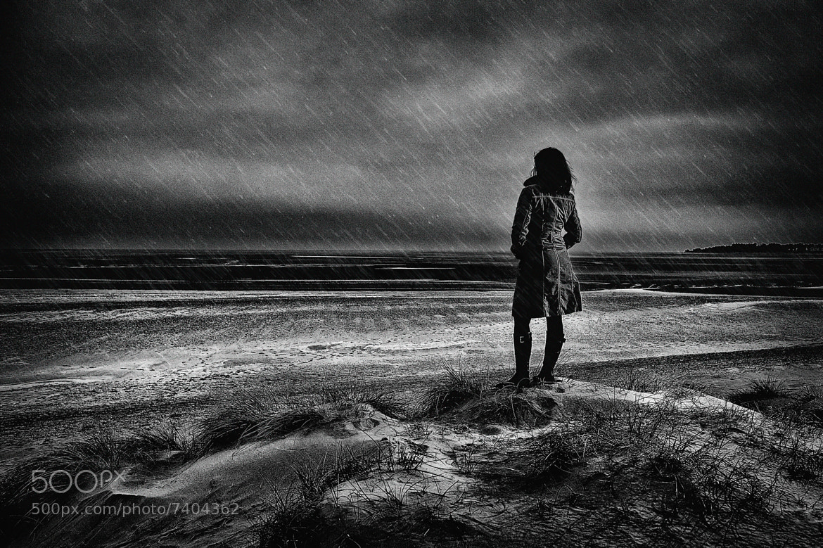 Photograph The Girl Who Waited For The Sea (Finished) by Mark  Farquharson on 500px