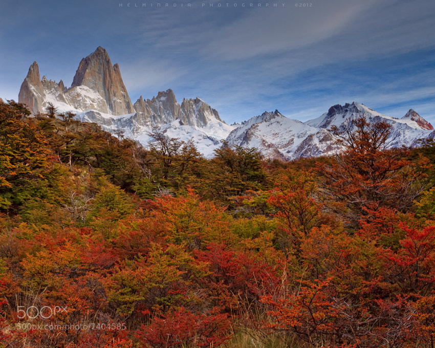 Photograph colors of patagonia by Helminadia Ranford on 500px