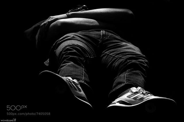 Photograph MANTEGNA - Cristo morto (rivisitazione) by massimo mazzoni on 500px