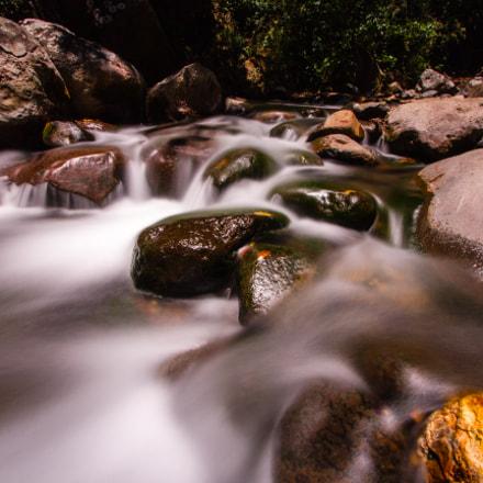 River, El Rincon de la Vieja