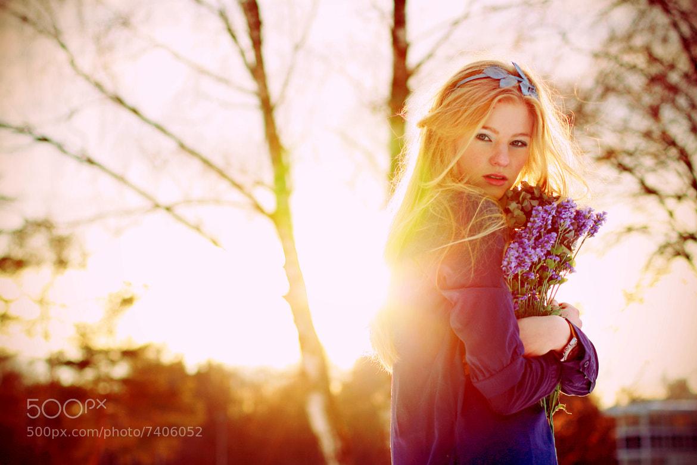 Photograph you're my sun, I'm melting by Aistė Tiriūtė on 500px