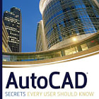 Постер, плакат: AutoCAD Secrets Every User Should Know