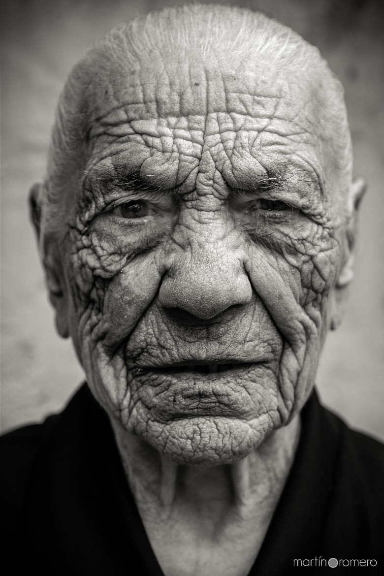 Photograph 100 years to life by Martin Romero on 500px