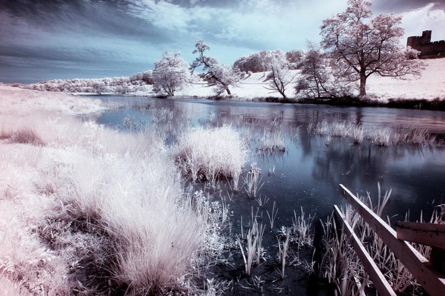River Aln Infrared