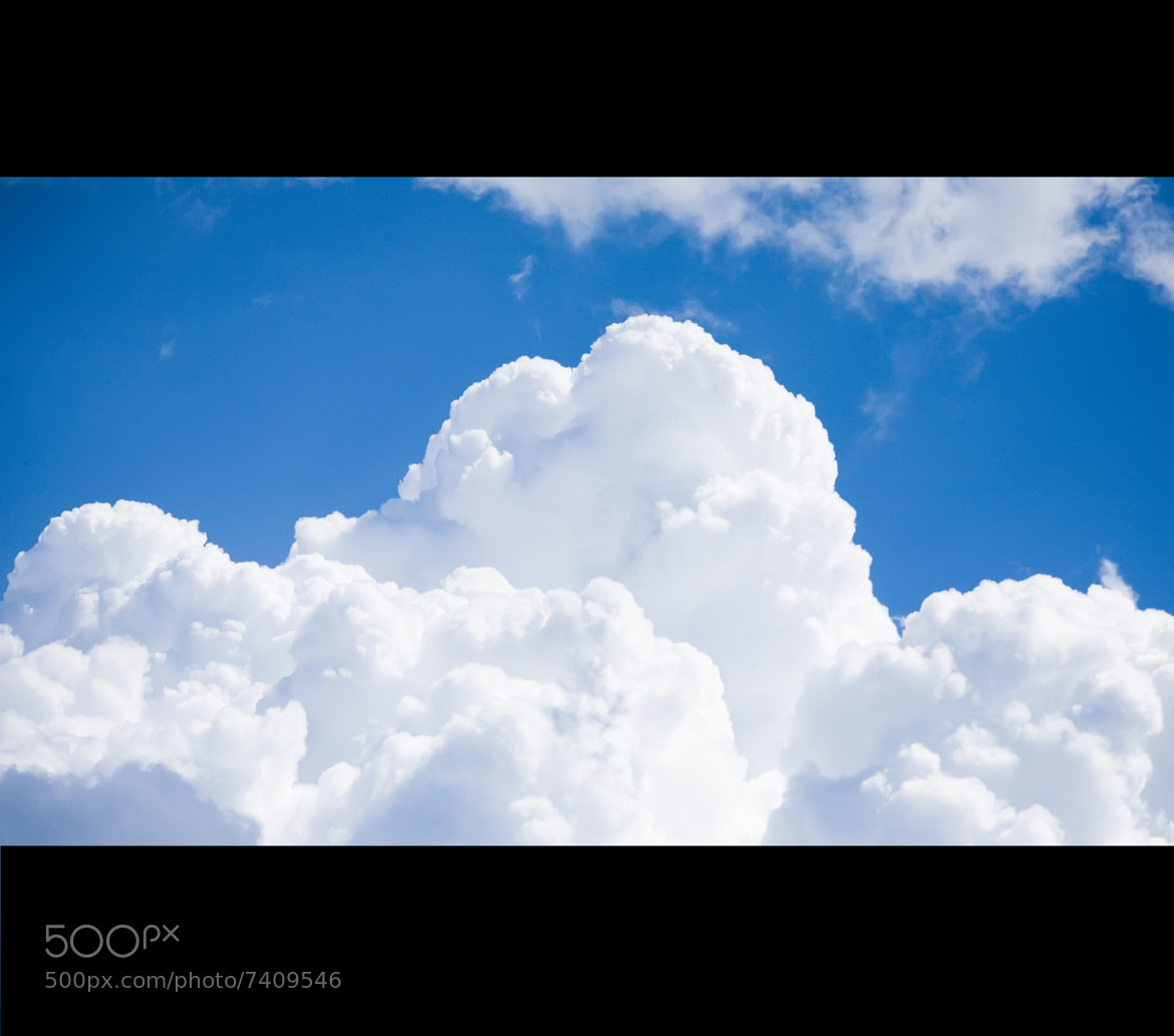 Photograph SKY ^^ by Trainspotting on 500px