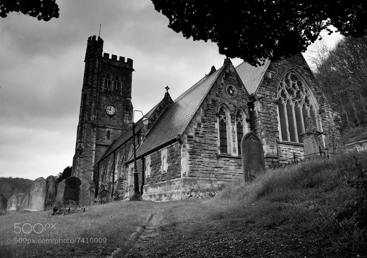 Photograph Church on the hill. by Phil Parsonage on 500px