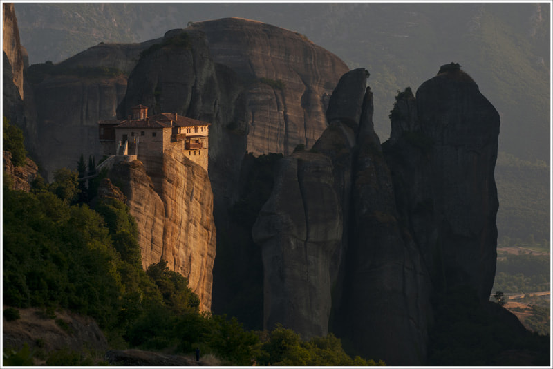 Photograph Meteora by N Mikael Svensson on 500px