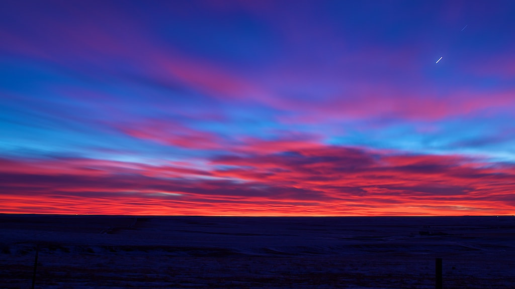 Photograph Predawn on the Plains by Rick Louie on 500px