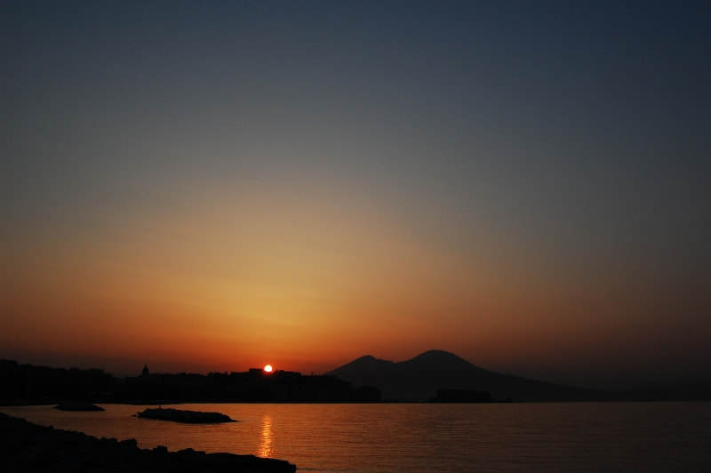 Photograph Napoli all'alba by Alessandro Vitale on 500px