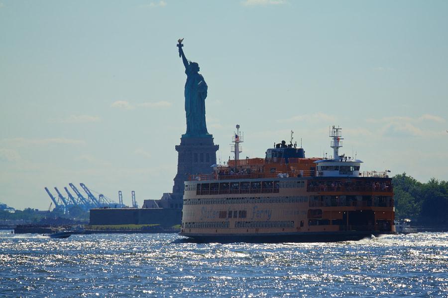 Staten Island Ferry / Statue of Liberty
