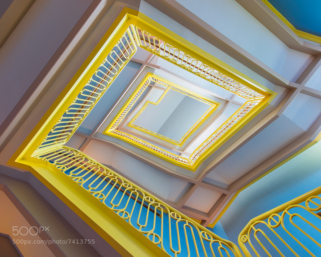 Photograph Whimsical staircase by Glenn Nagel on 500px
