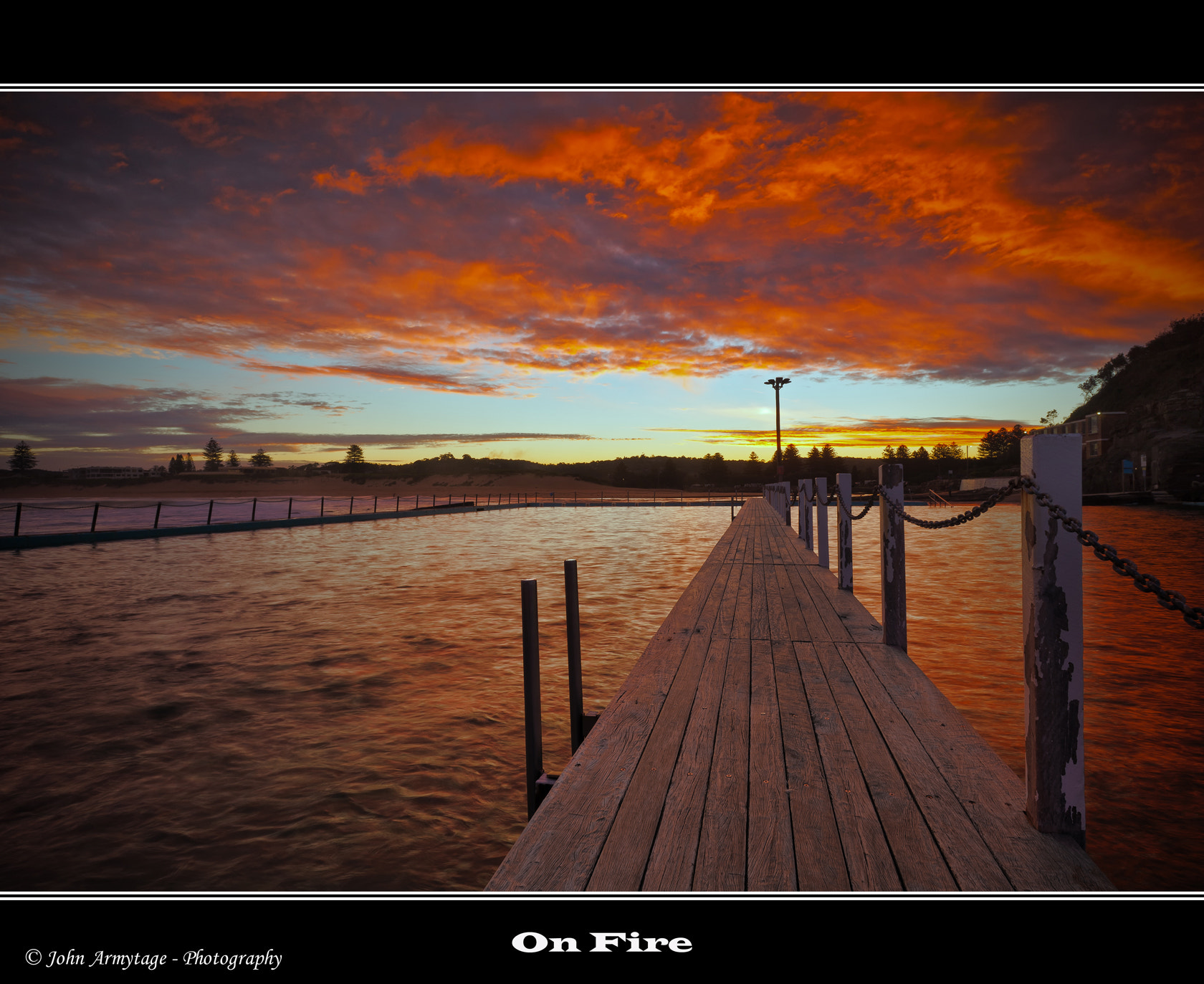 Photograph On Fire by John Armytage on 500px