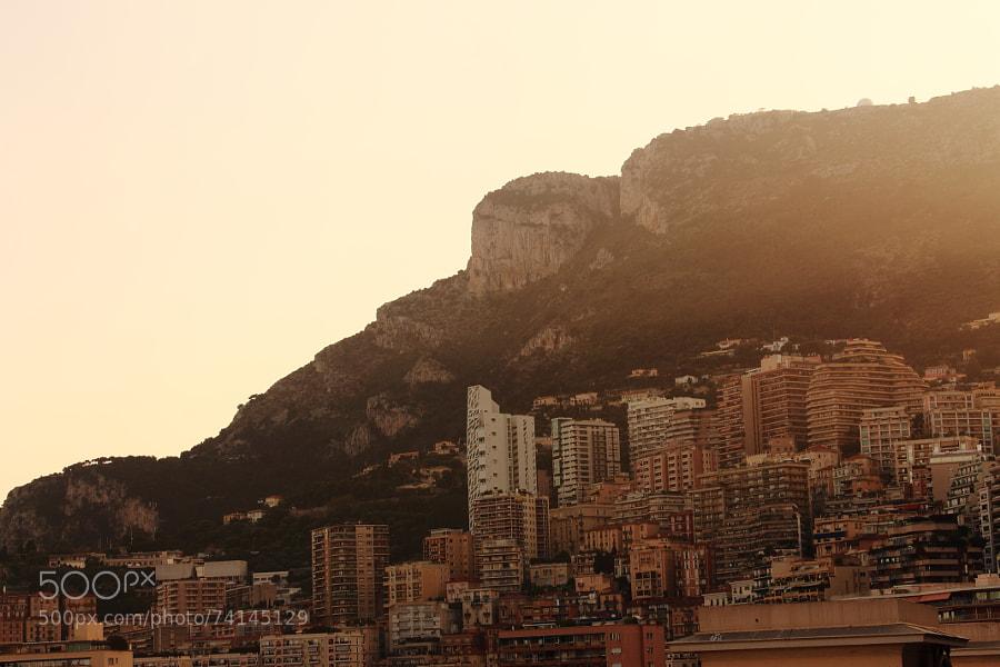 Monaco at Night by danieljnewcomer