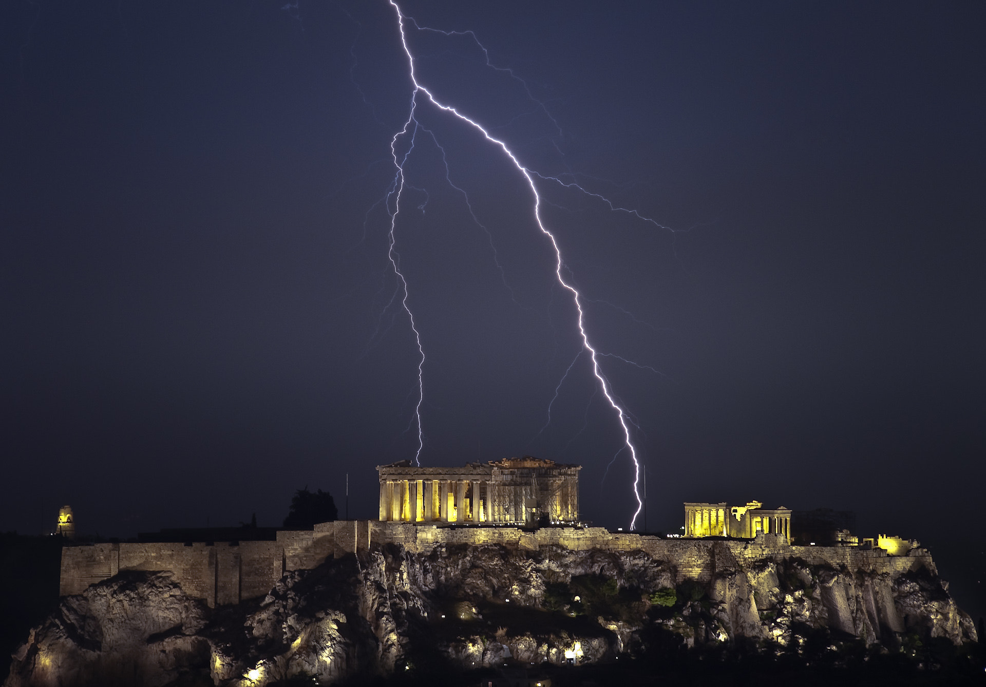 Photograph wrath of Zeus by Alex Solich on 500px
