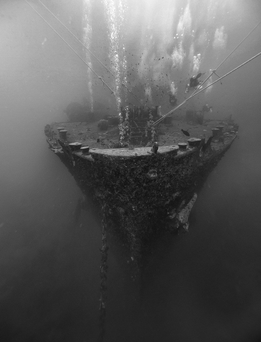 Photograph SS Thistlegorm by Alex Solich on 500px