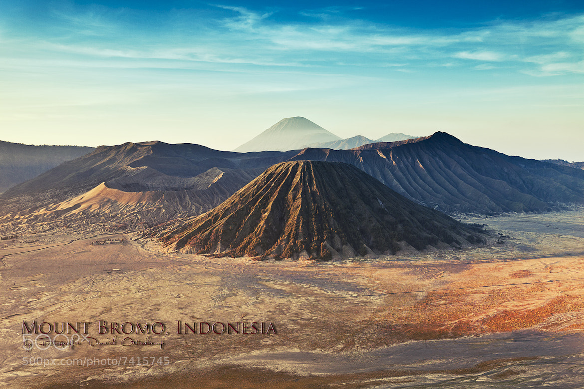 Photograph Mt. Bromo, Indonesia close-up by Daniel Osterkamp on 500px