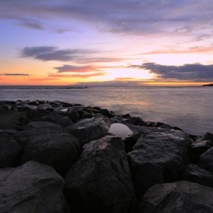 Tenerife sunset Fanabe